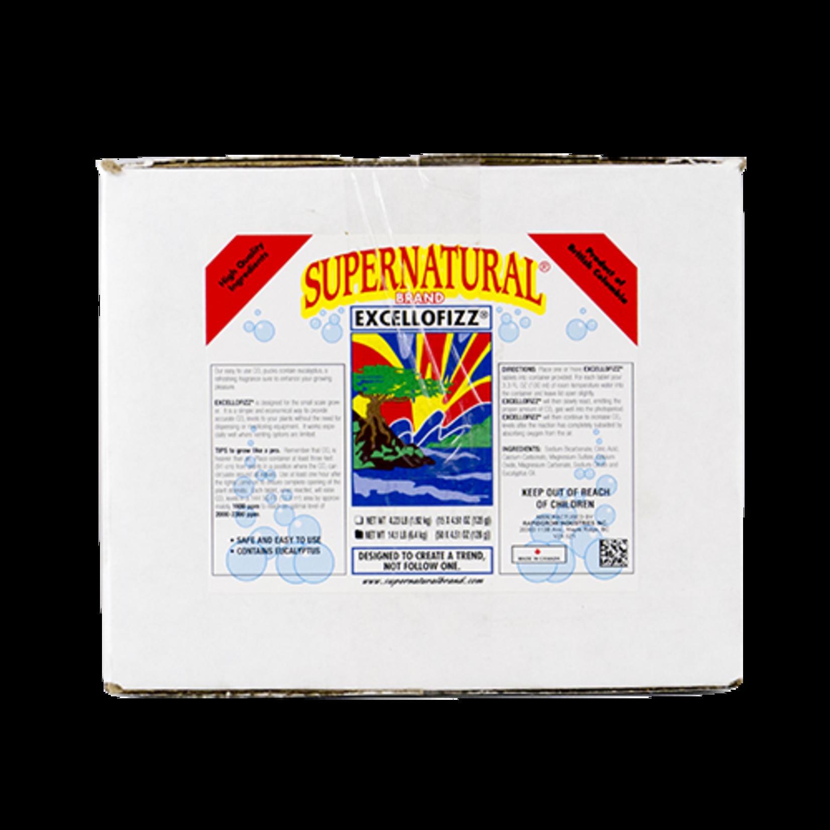 supernatural Super Natural excell o fizz