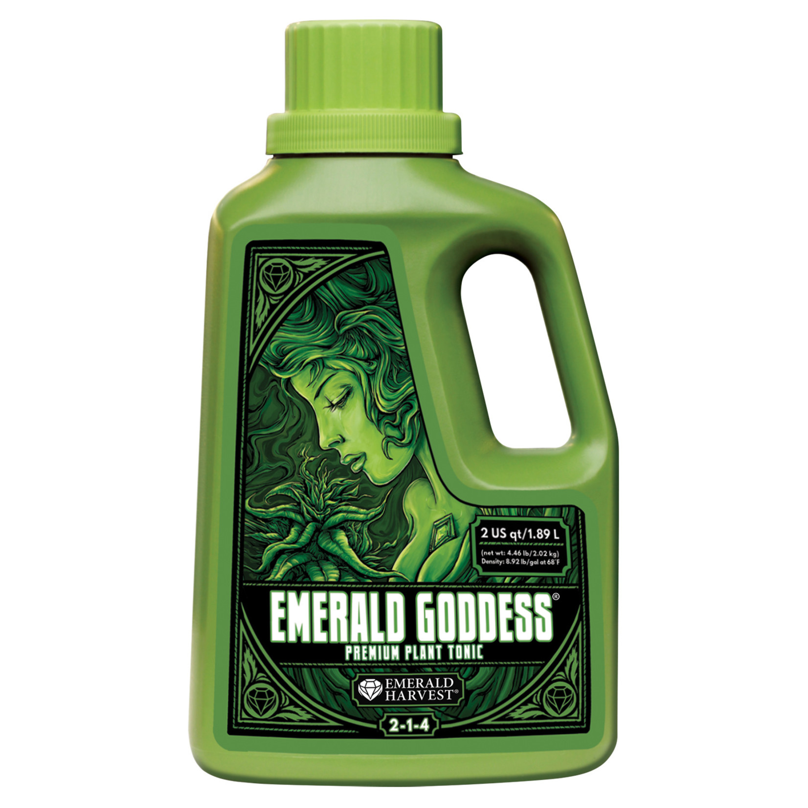 Emeral Harvest Emerald Harvest Emerald Goddess Qrt/0.95 L