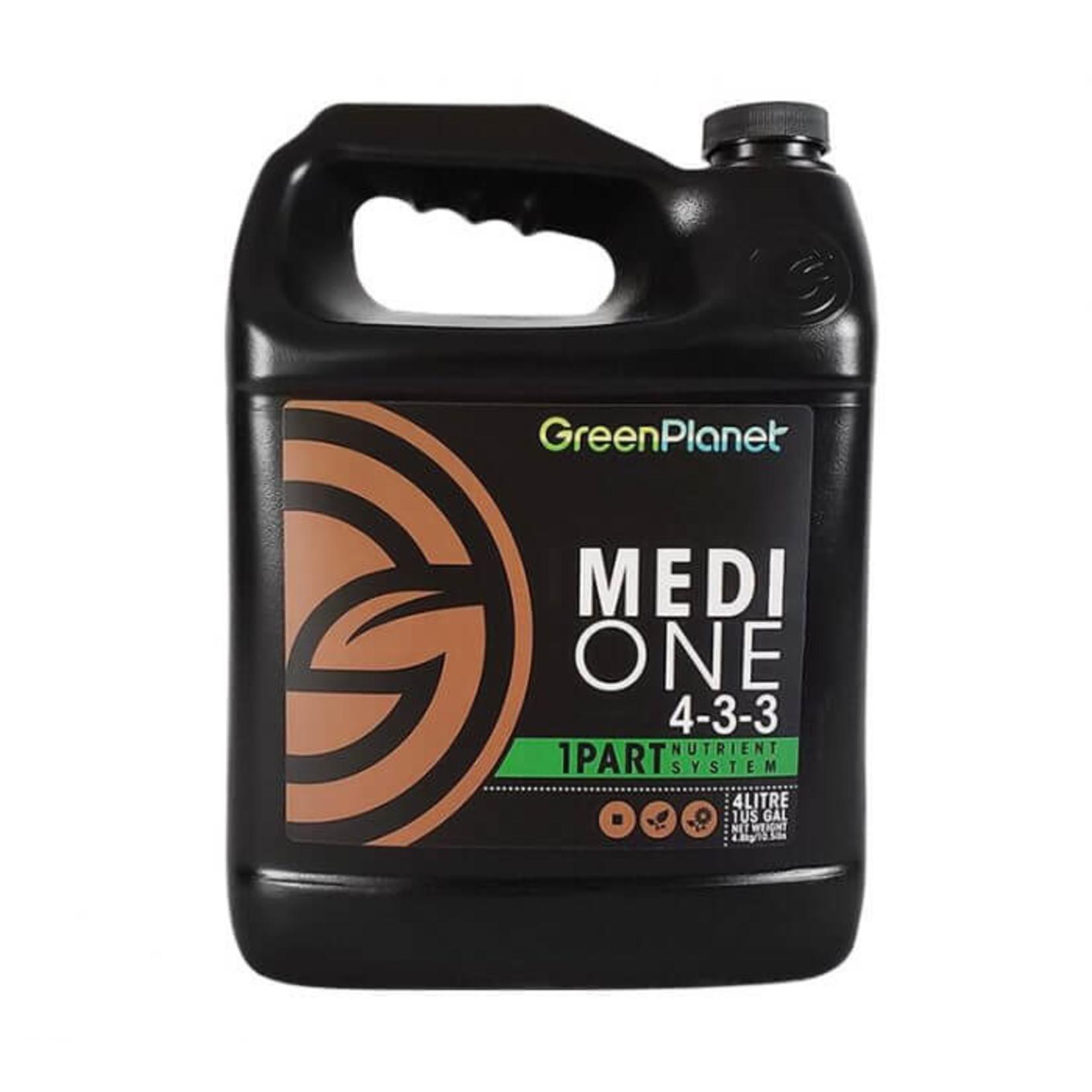 Green Planet GREENPLANET NUTRIENTS MEDI ONE