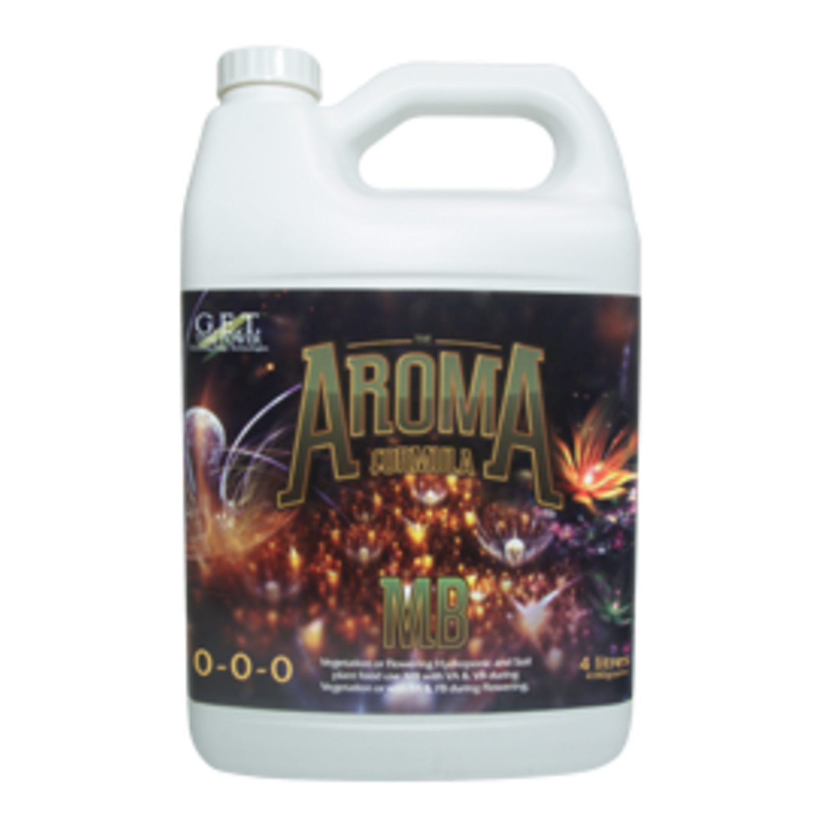 G.E.T. Nutrients The Aroma Formula MB