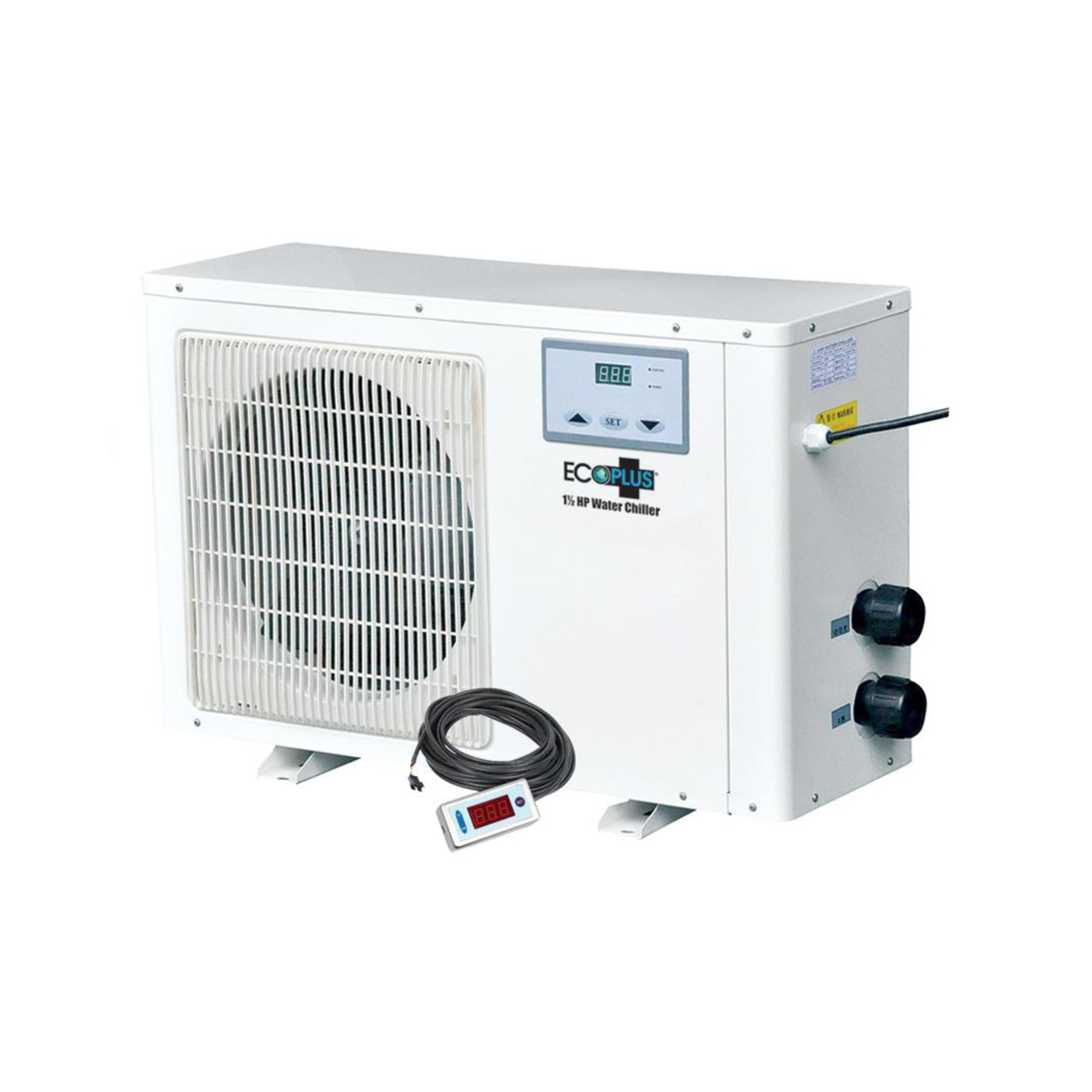 Ecoplus EcoPlus Commercial Grade Water Chiller 1 HP