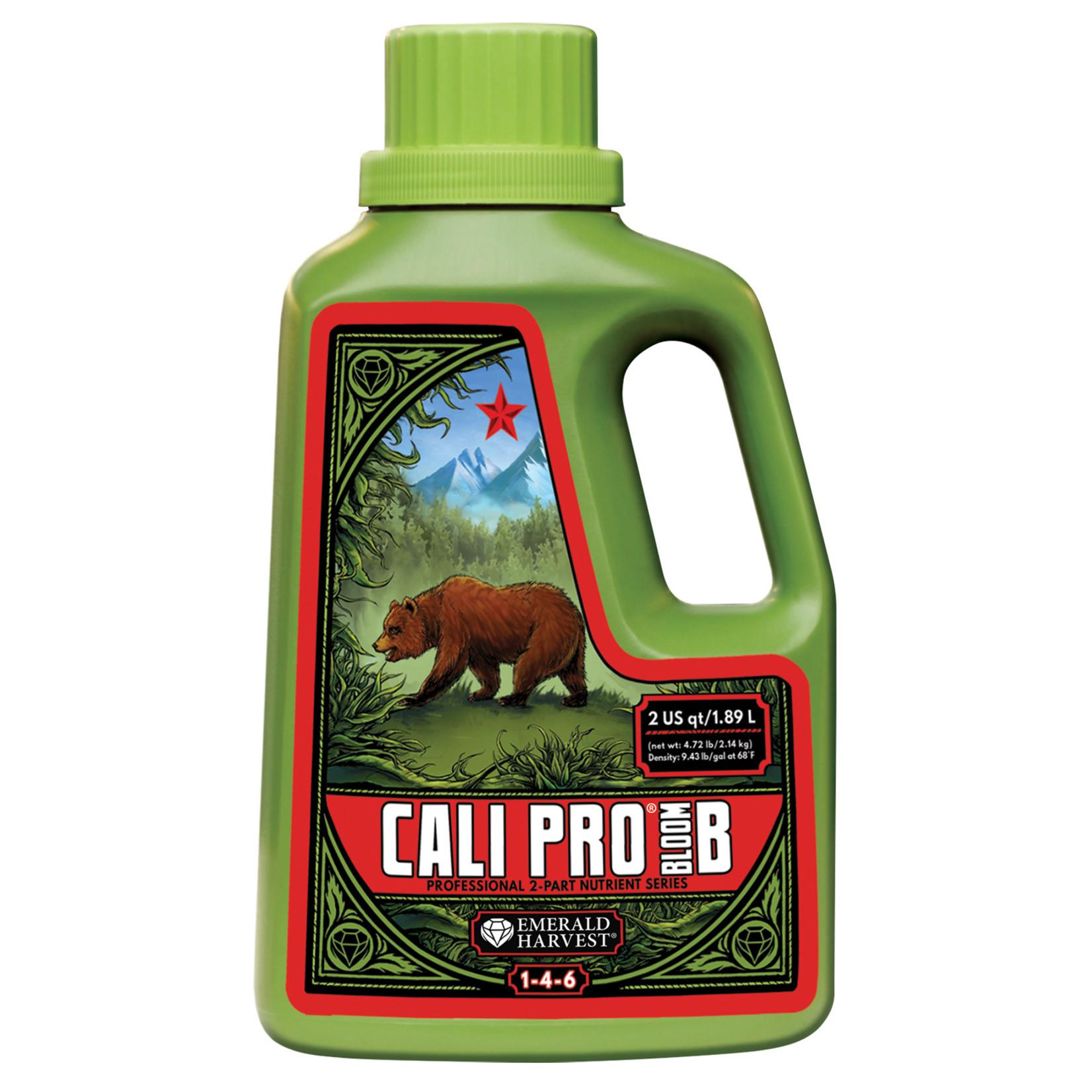 Emeral Harvest Emerald Harvest Cali Pro Bloom B Quart/0.95 Liter