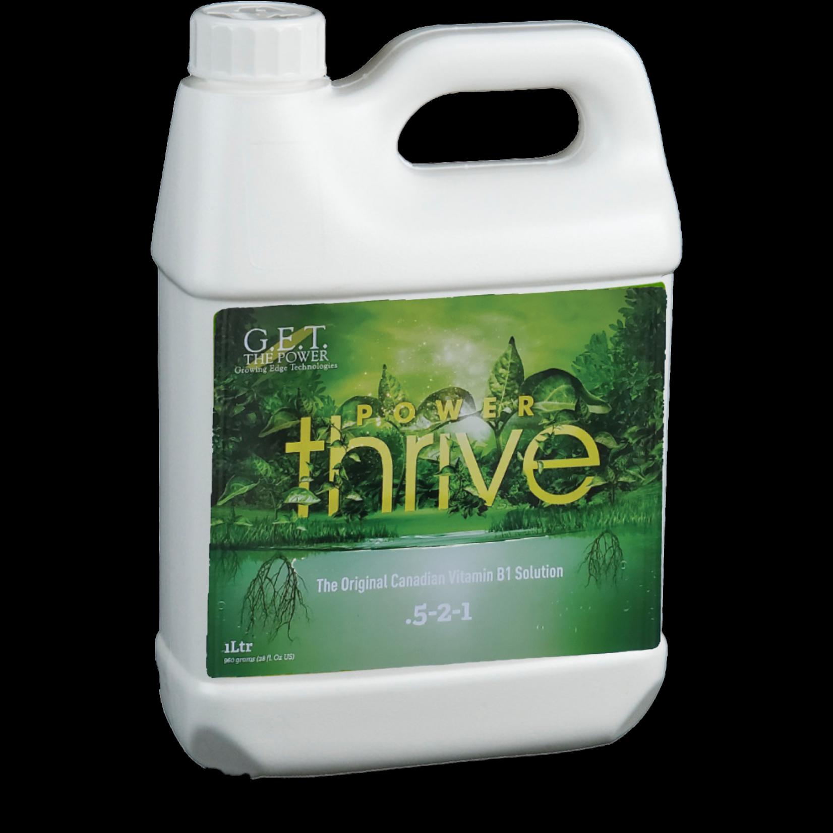 G.E.T. Nutrients Power Thrive