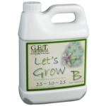 G.E.T. Nutrients Lets Grow B