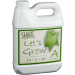 G.E.T. Nutrients Lets Grow A