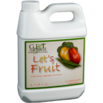 G.E.T. Nutrients Lets Fruit