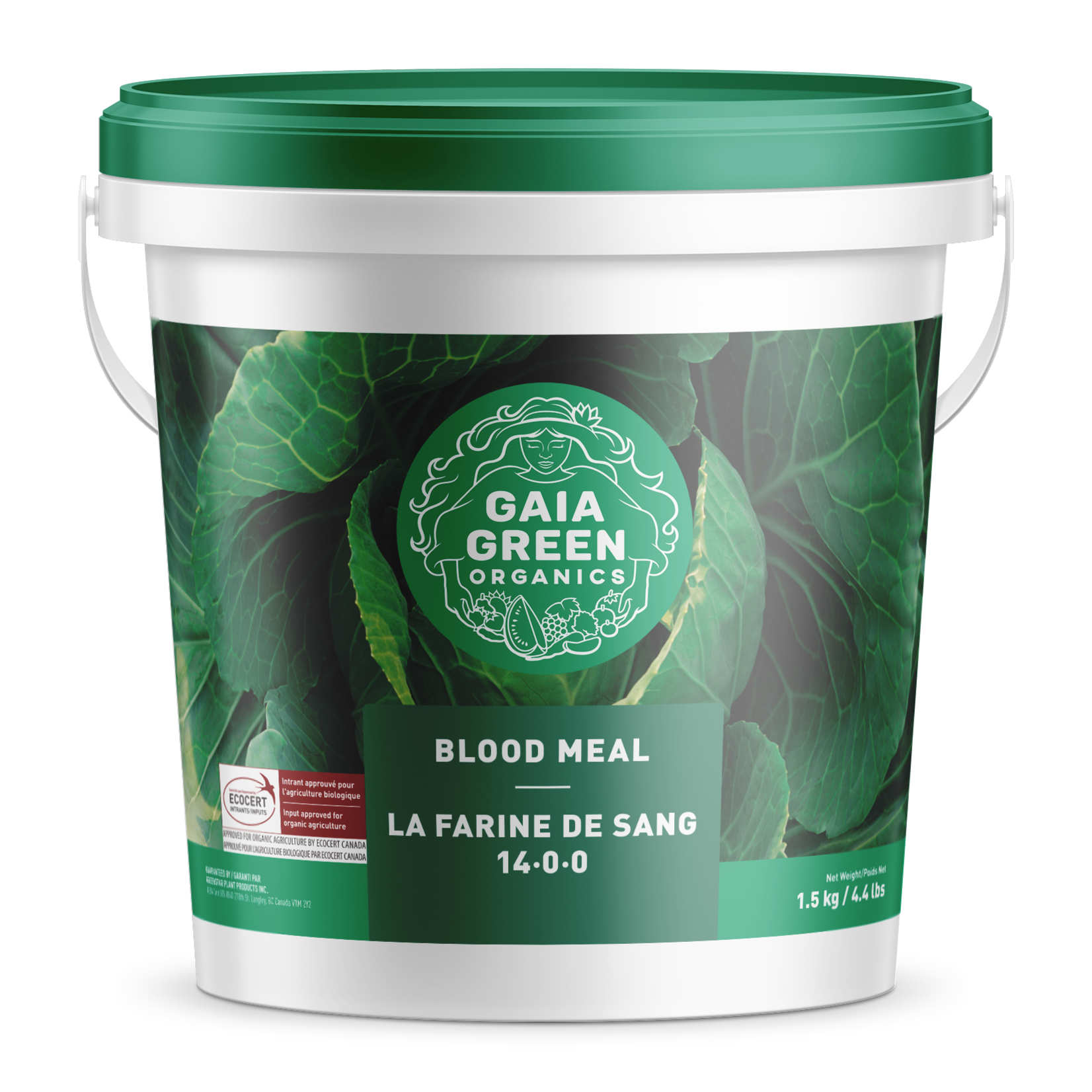 gaia green Gaia Green BLOOD MEAL 1.5KG