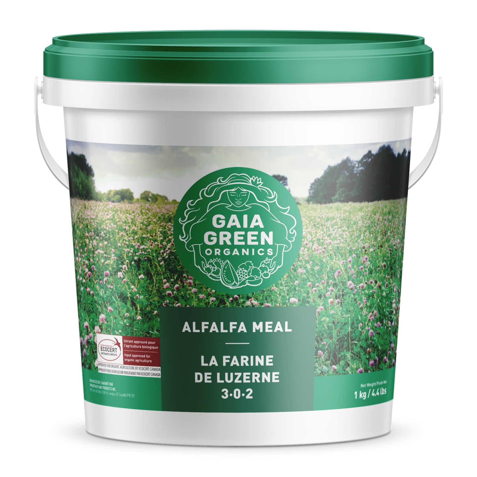 gaia green Gaia Green ALFALFA MEAL 1KG