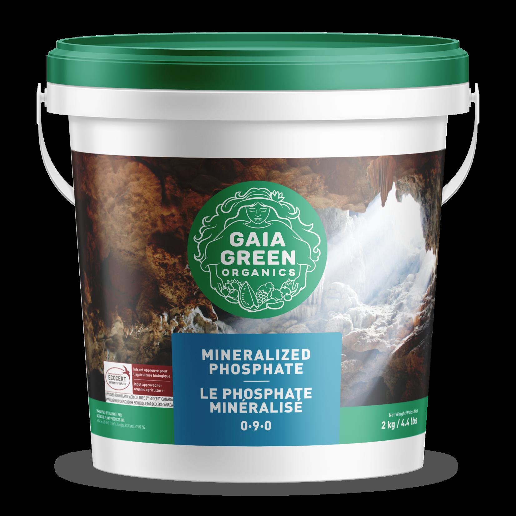gaia green Gaia Green MINERALIZED PHOSPHATE 2KG