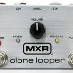 MXR Dunlop MXR M303 Clone Looper Pedal