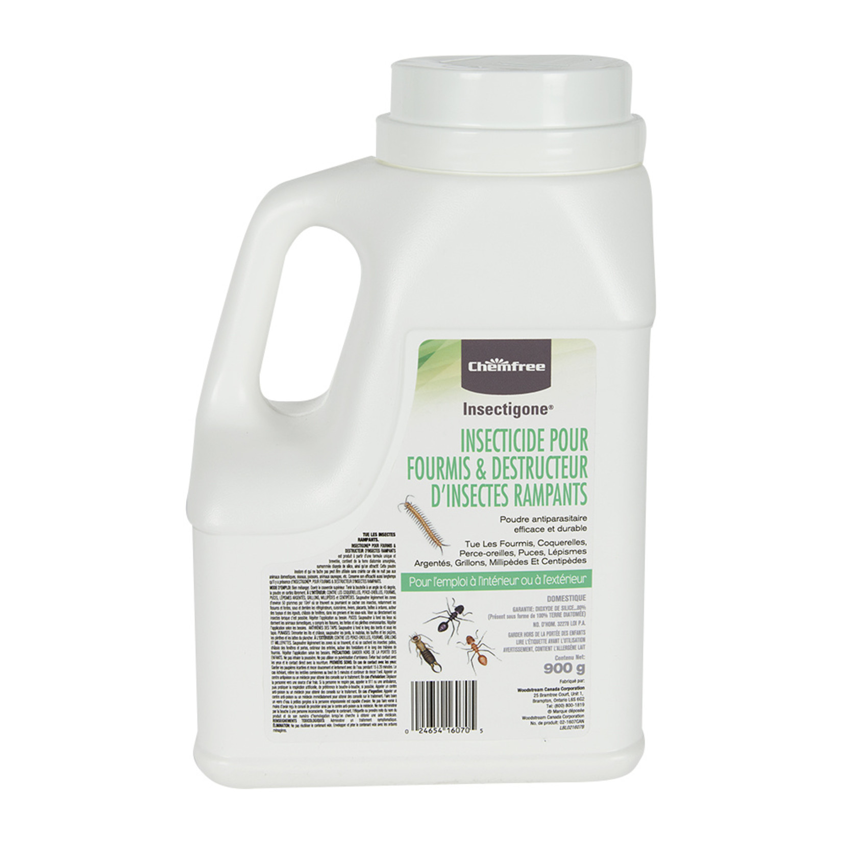 Chemfree Ant and Crawling Insect Killer (900g)