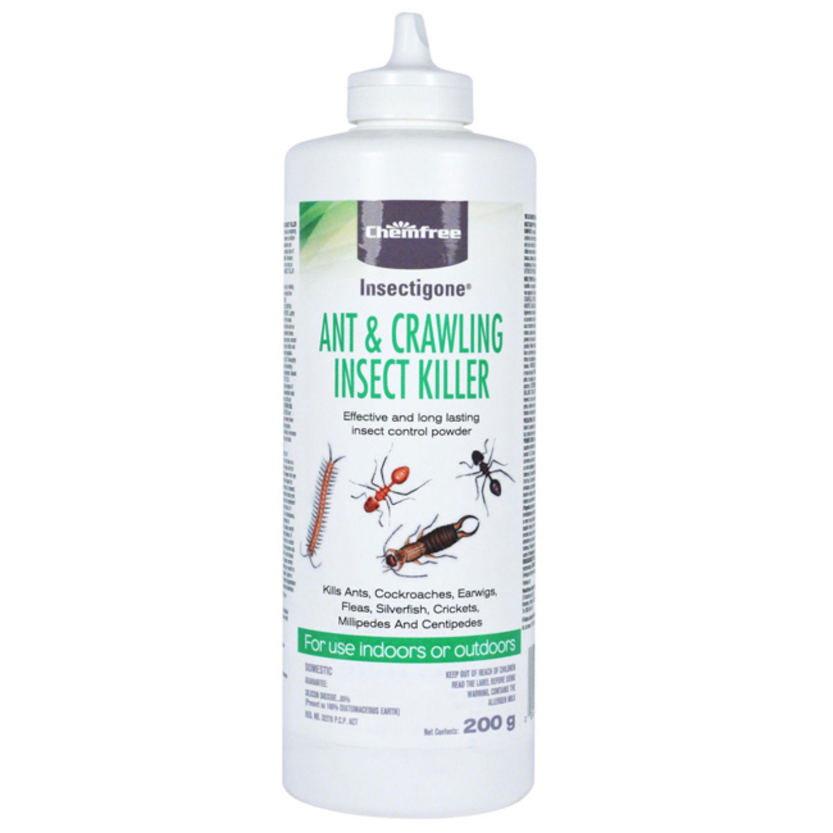 Chemfree Ant and Crawling Insect Killer (200g)