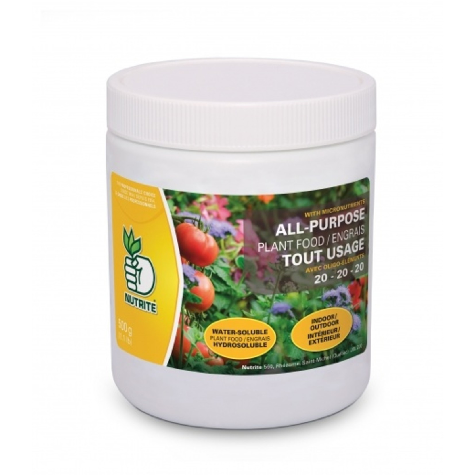 Nutrite Nutrite All Purpose Plant Food 500g