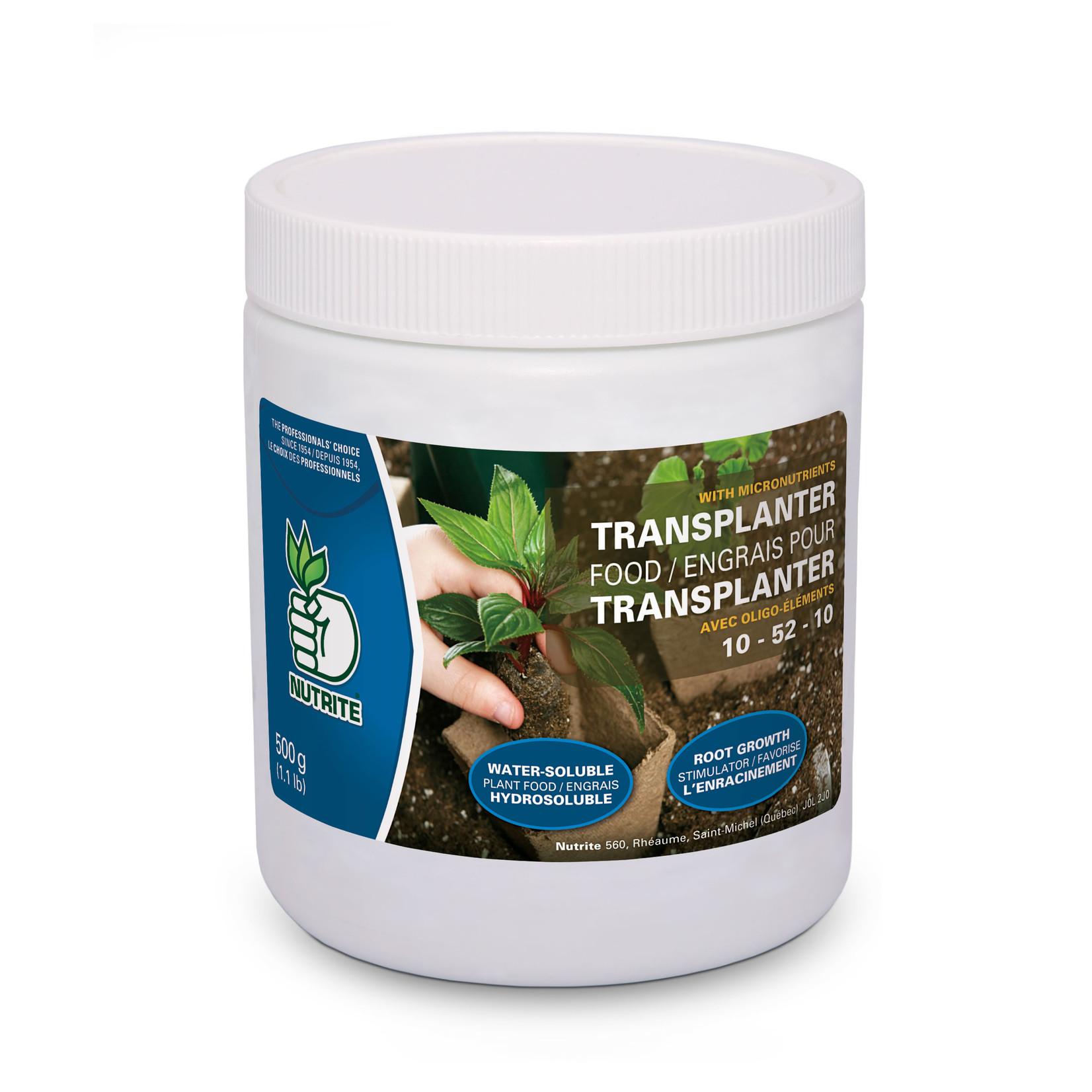 Nutrite Transplanter Food (10-52-10) 500g
