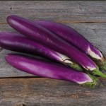 Tourne-Sol Ping Tung Long eggplant