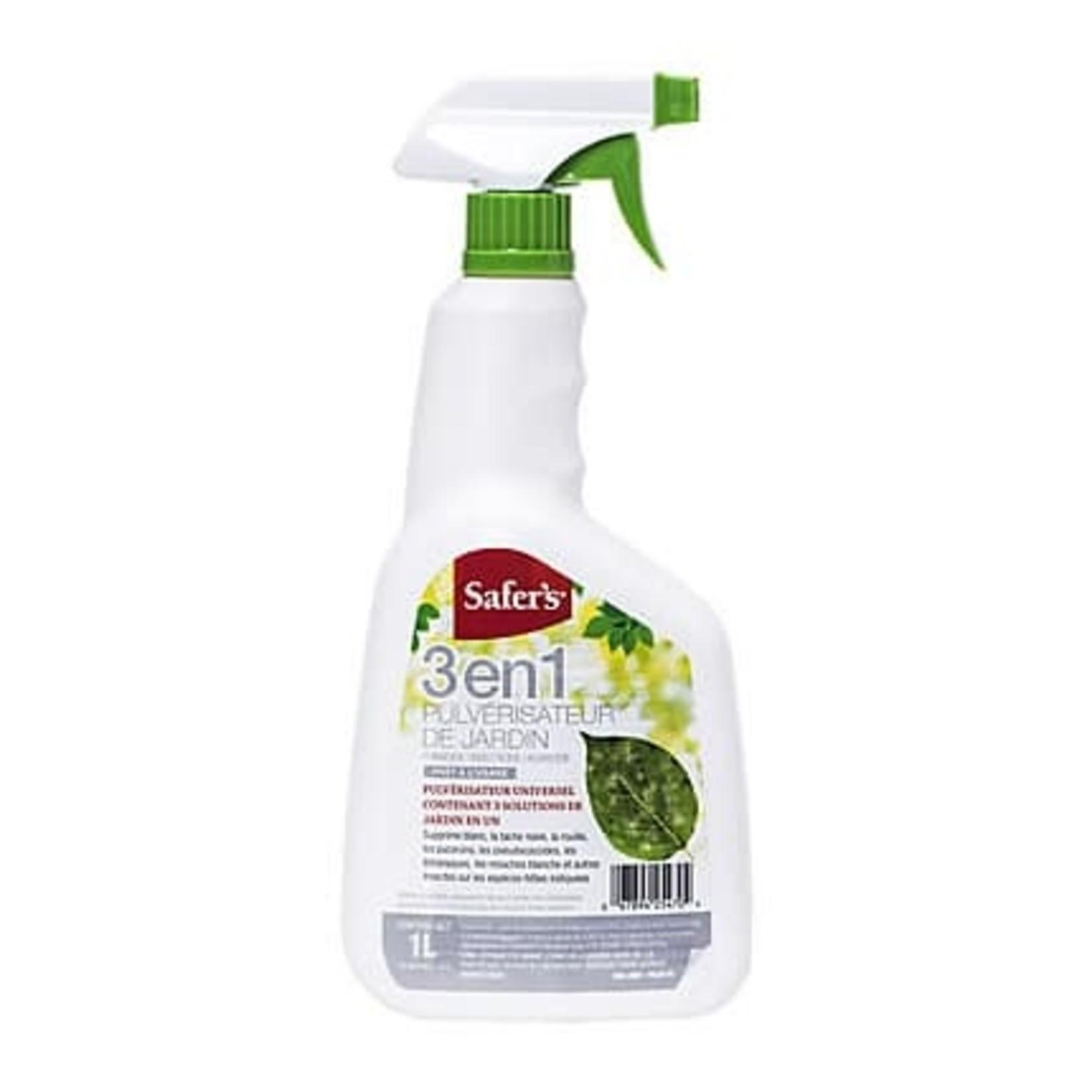 Safer's  3 in 1 Garden Sprayer