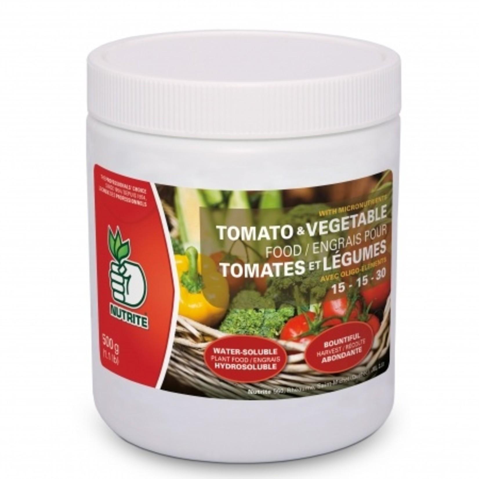 Nutrite Pour Tomates et Légumes 500g