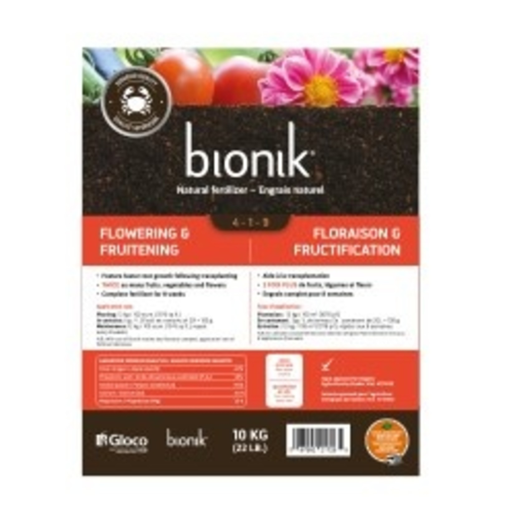 Bionik Flowering & Fruitening  10 kg
