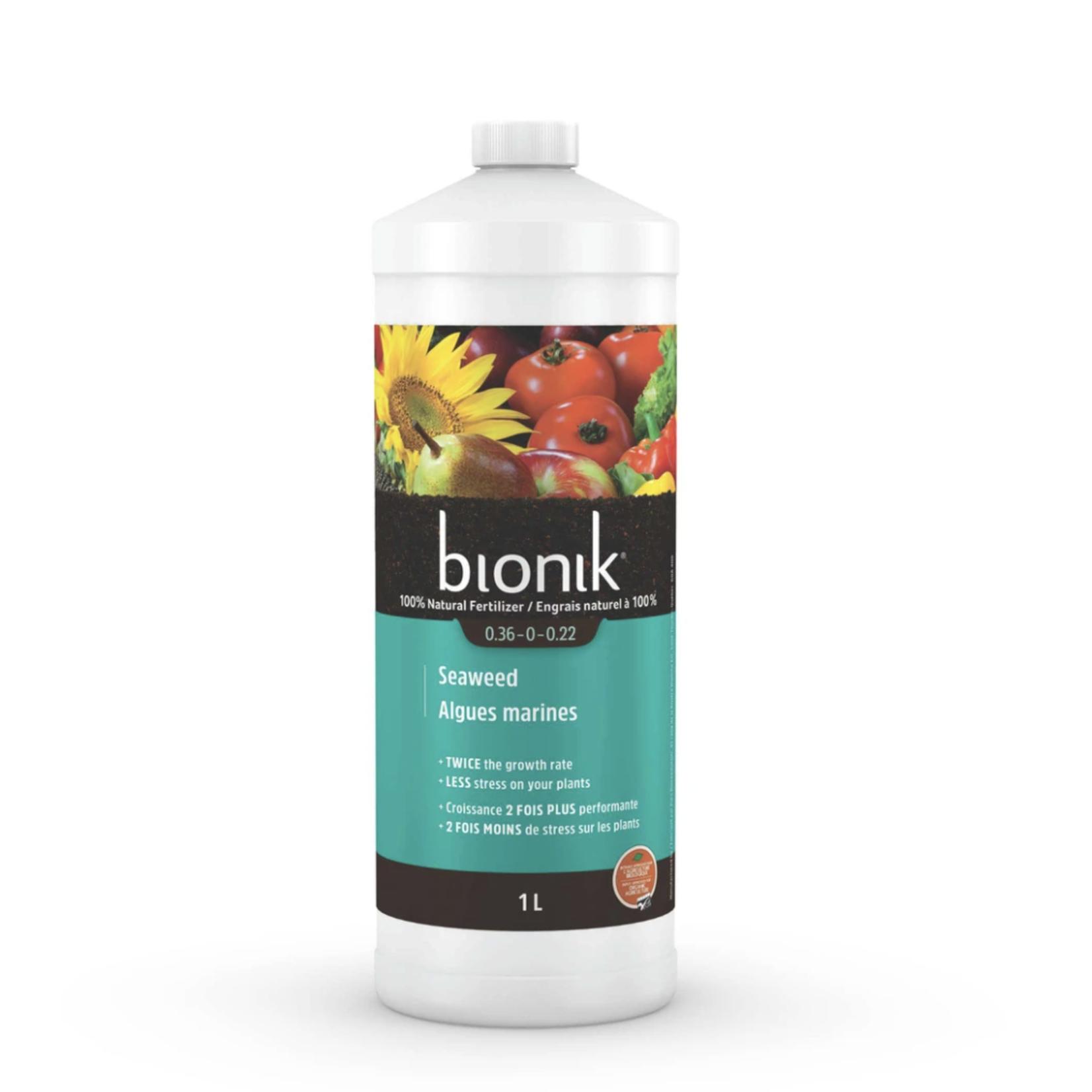 Bionik Algues marines liquides 1 litre