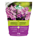 Fafard Engrais Naturel Pour Annuelles & Vivaces 2kg
