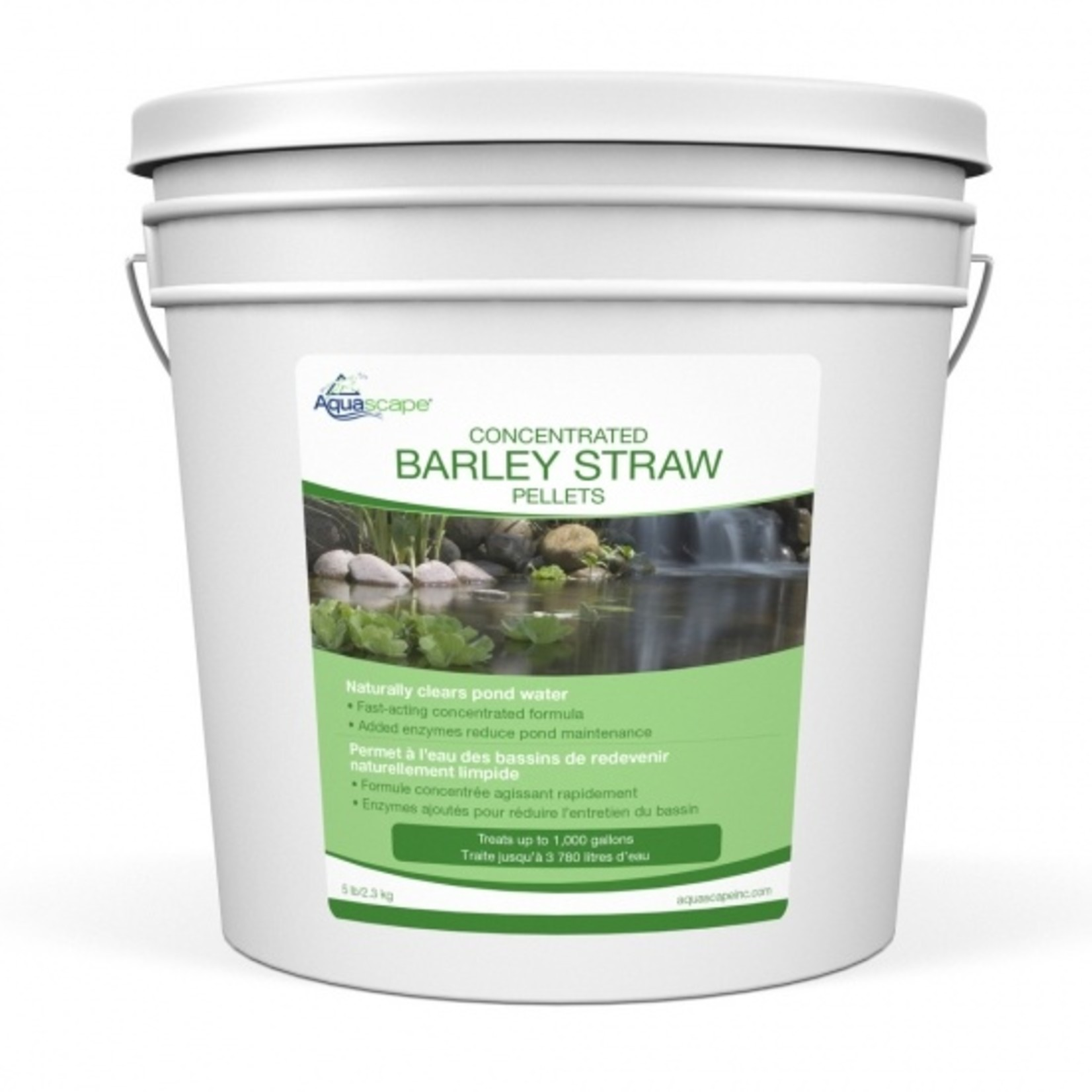 Aquascape Barley Straw Pellets