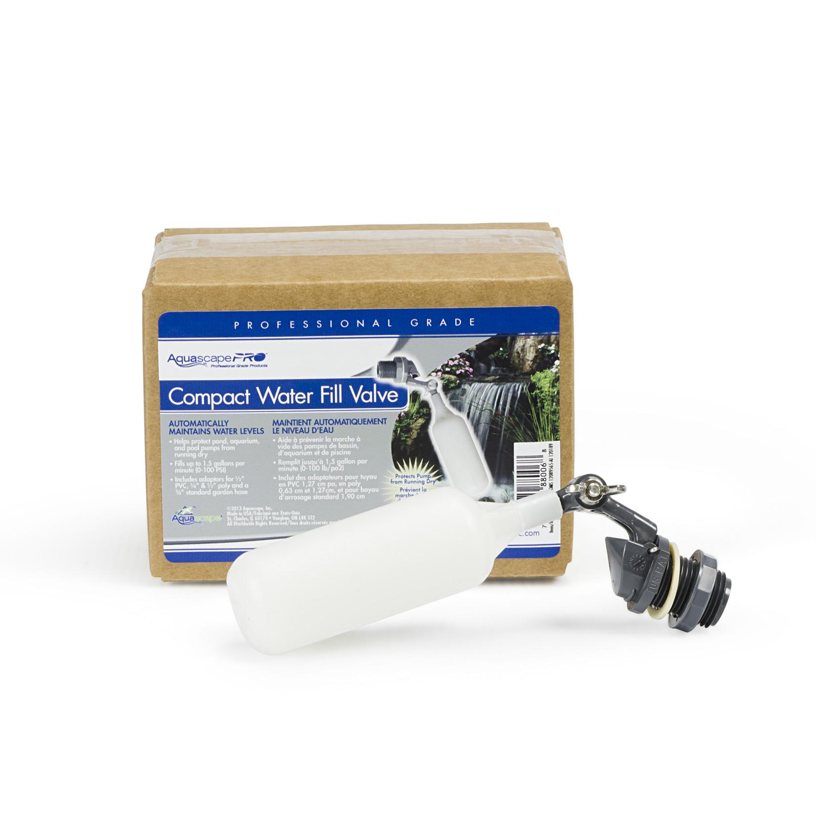 Aquascape Valve de Remplissage D'eau Compact