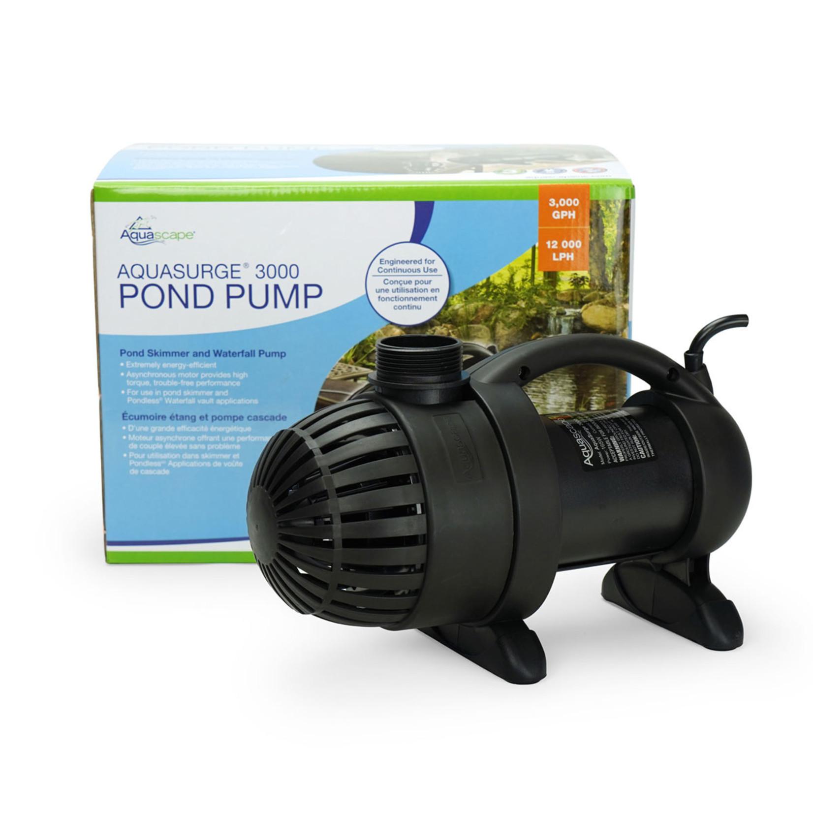 Aquascape Pompe de Bassin Aquasurge 3000