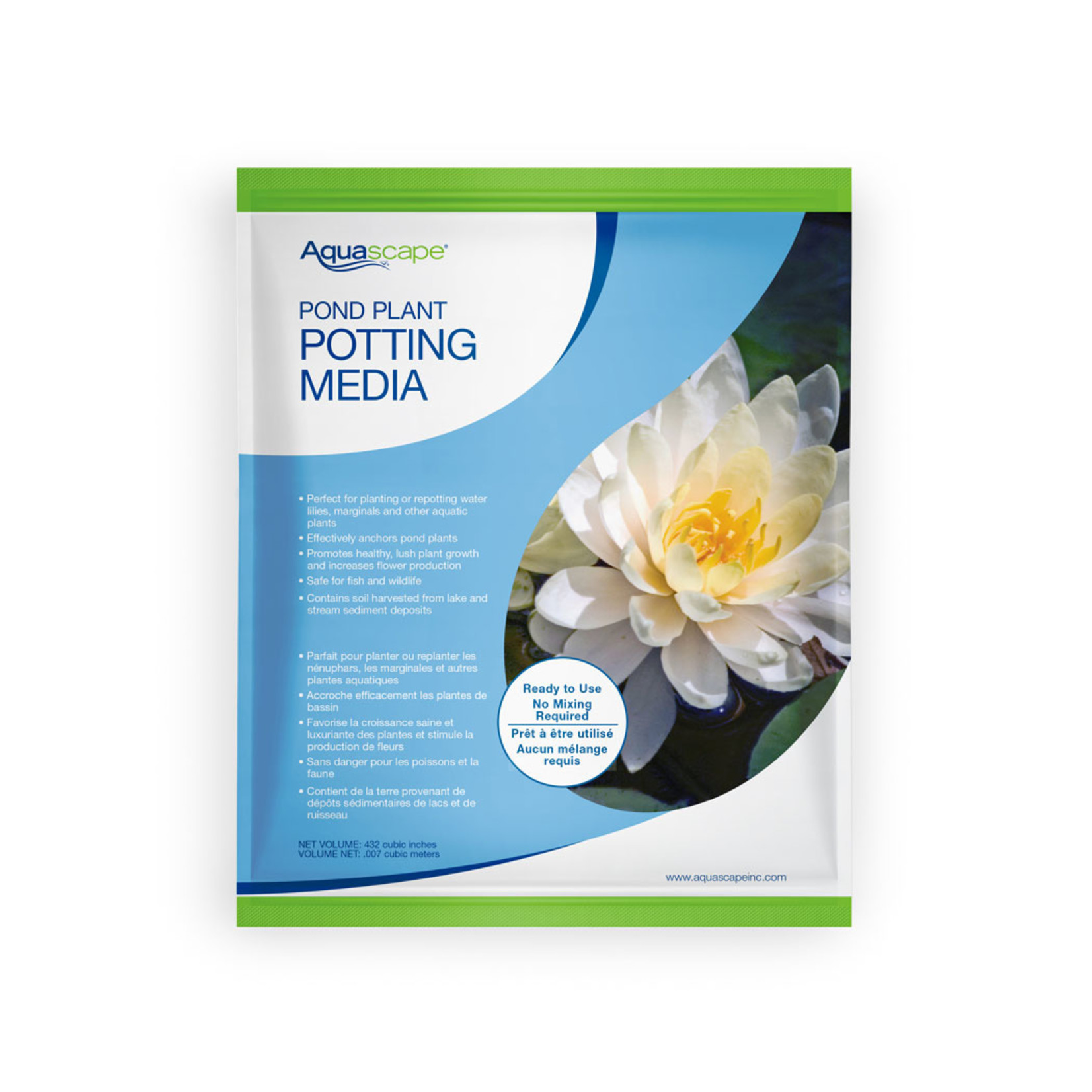 Aquascape Pond Plant Potting Media 215 cubic in