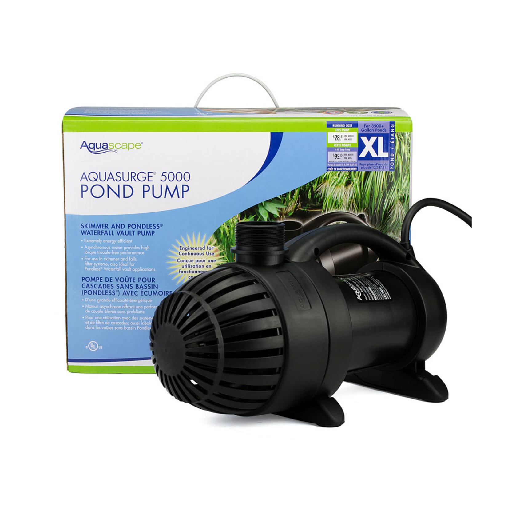 Aquascape Pompe de Bassin 5000 XL