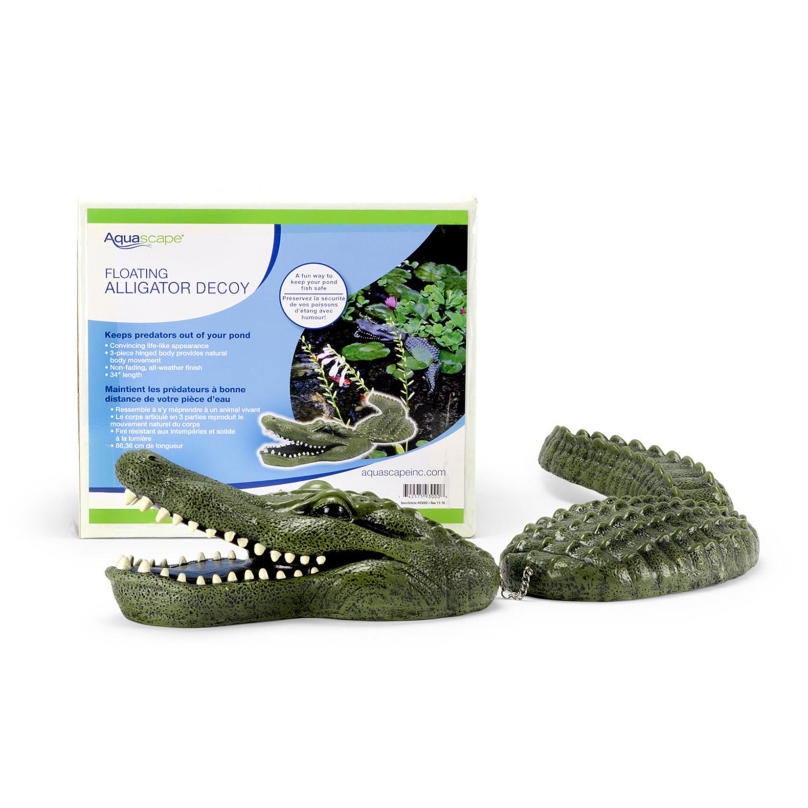 Aquascape Alligator Decoy/Flottant