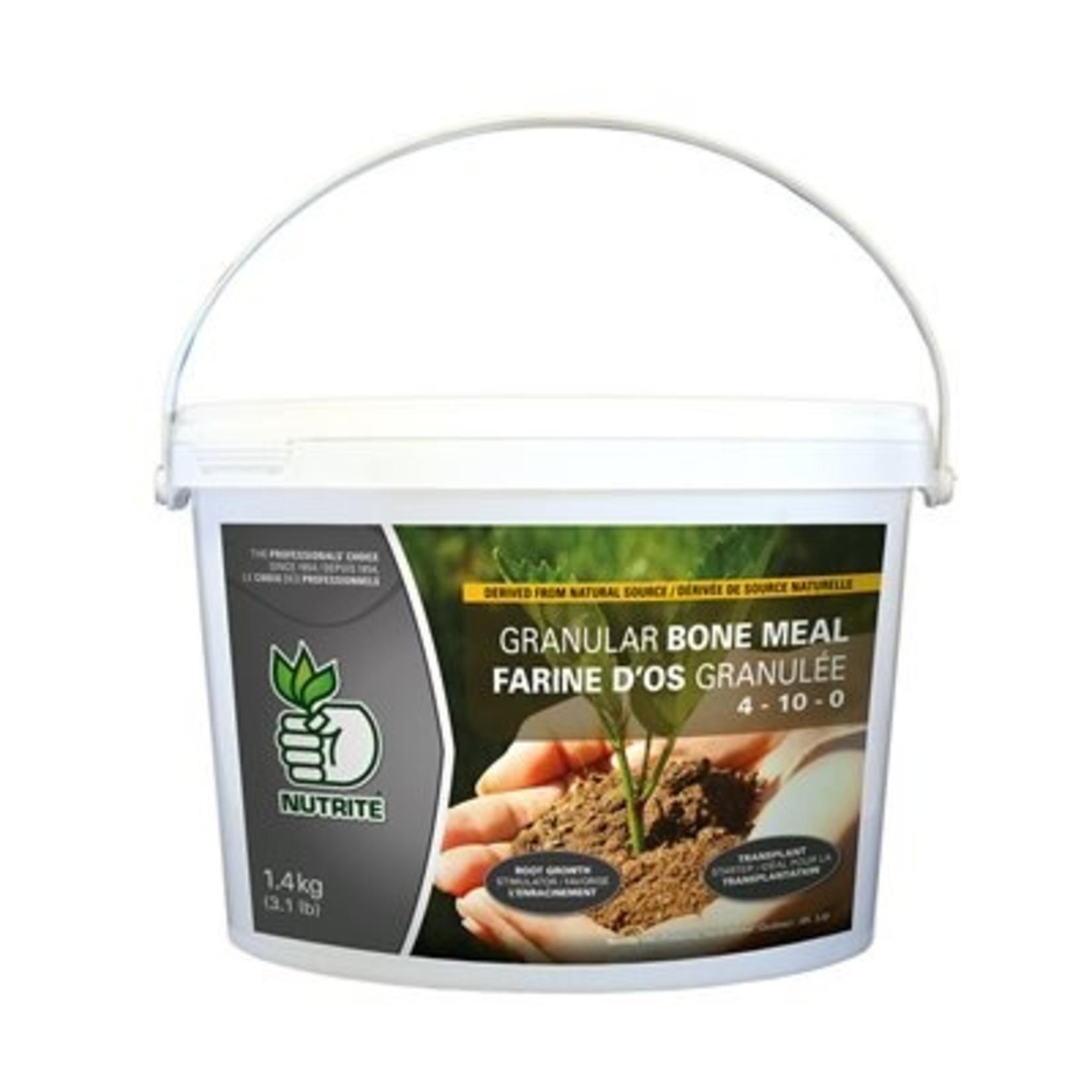 Nutrite Farine D'Os Granulée Biologique 1.4kg