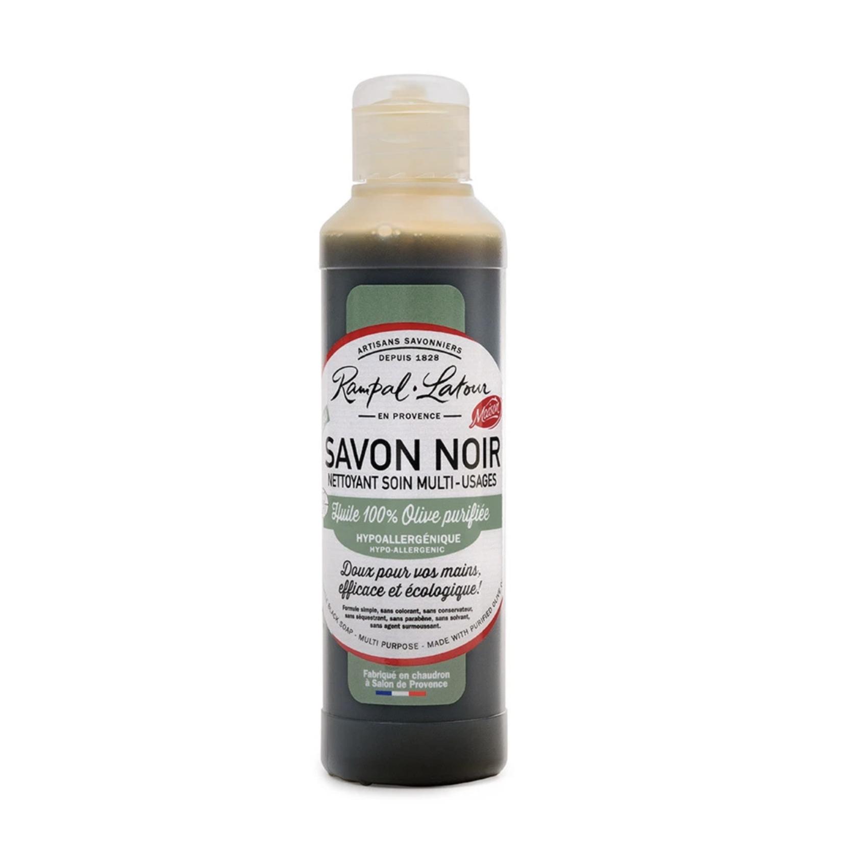 Rampal Latour Olive Oil Black Soap  250ml