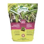 Fafard Terreau Agro Mix pour Semis et Pousses (Bio) 10 L