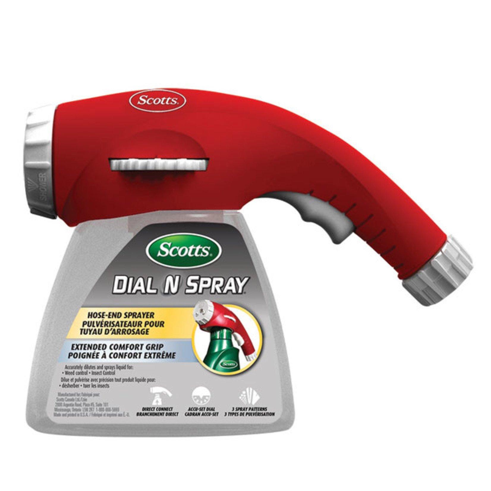 Scotts Dial n Spray Multi-Use Sprayer