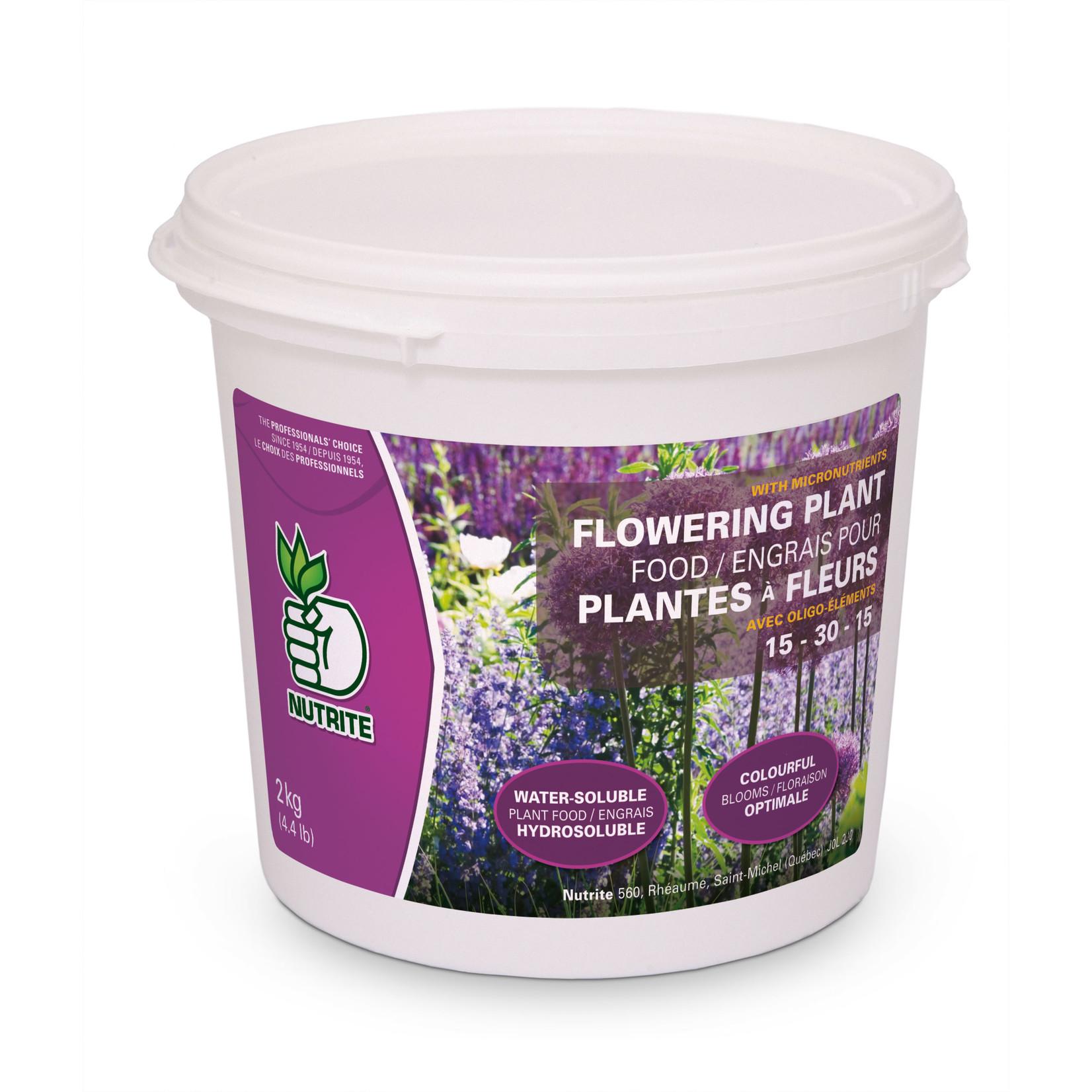 Nutrite Plantes à fleurs (15-30-15) 2 KG