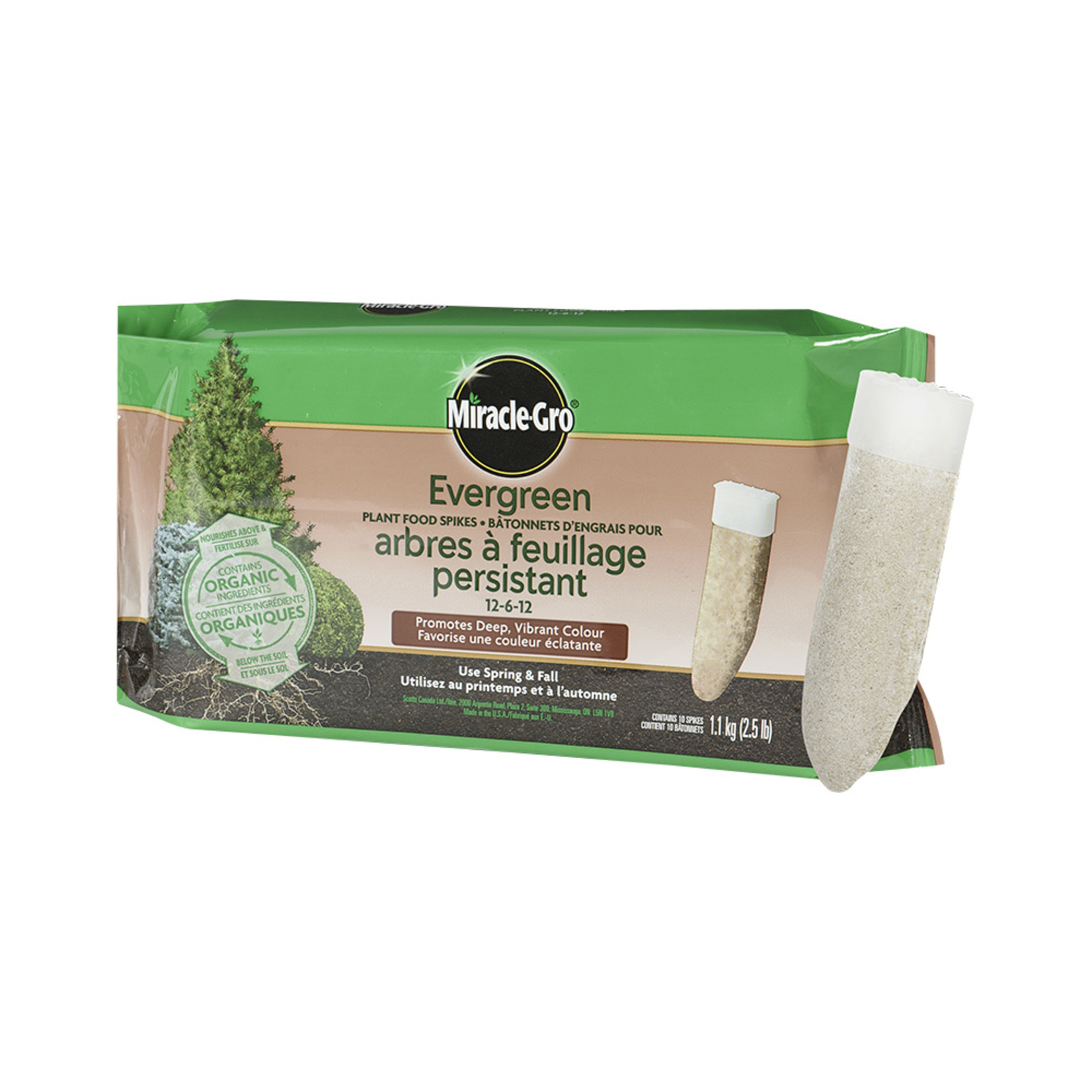 Miracle-Gro Miracle-Gro Evergreen Plant Food Spikes