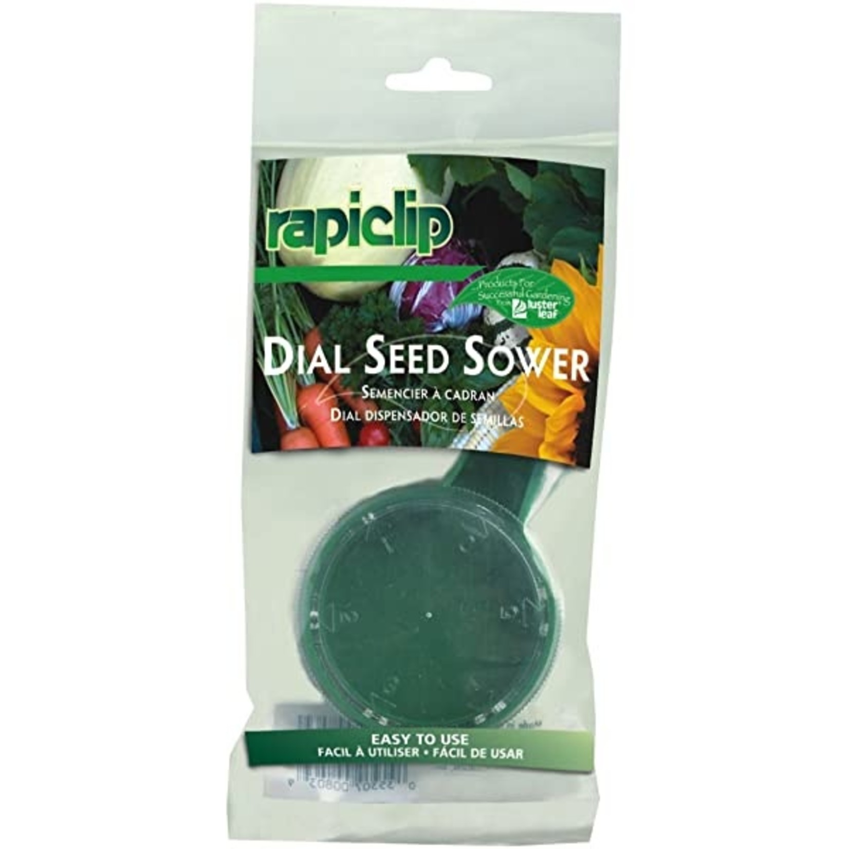 Luster Leaf Rapiclip Dial Seed Sower