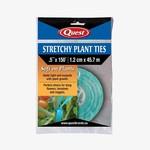 Quest Attaches Élastiques Pour Plantes 1.2cm x 45.7m