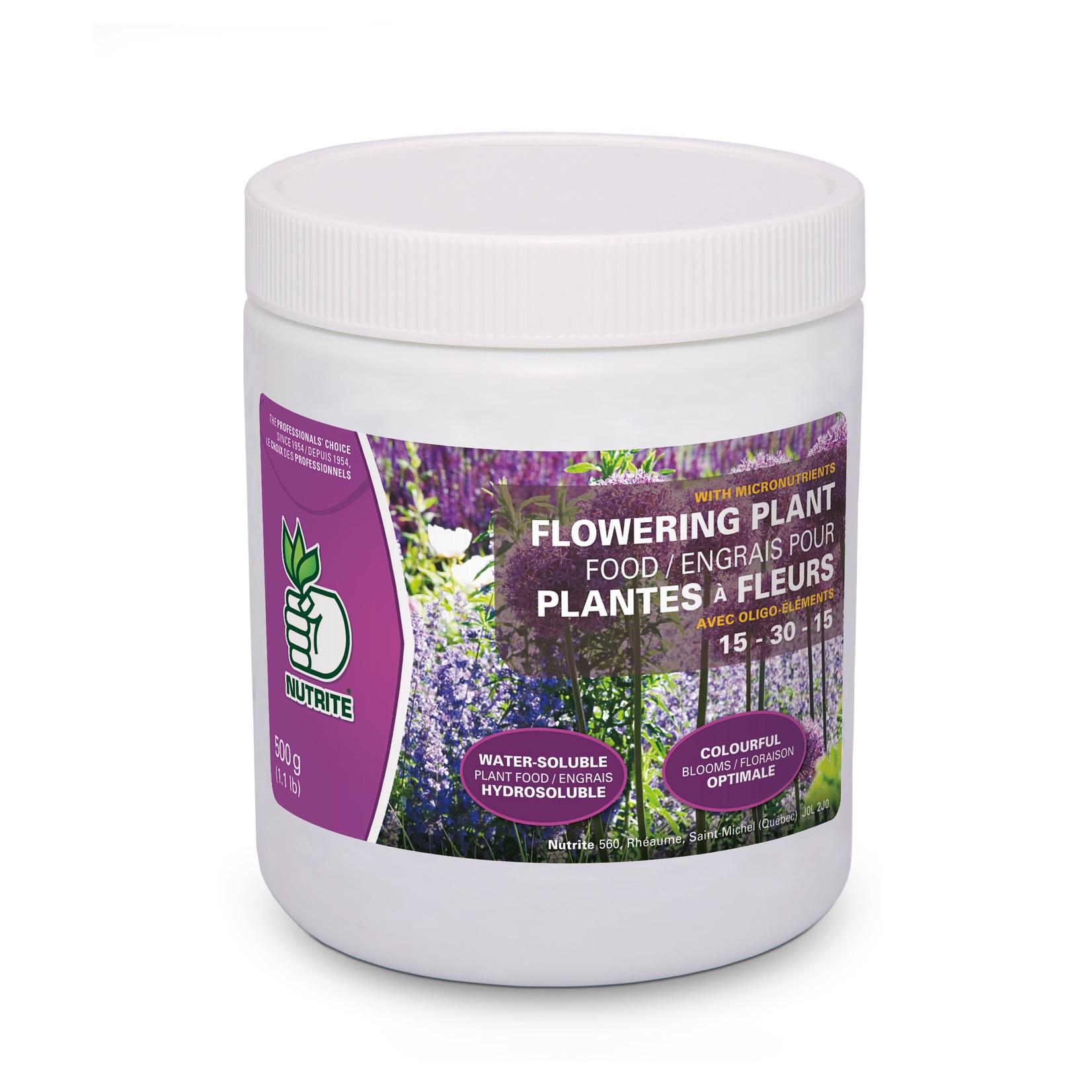 Nutrite Flowering Plant Food  (15-30-15) 500G