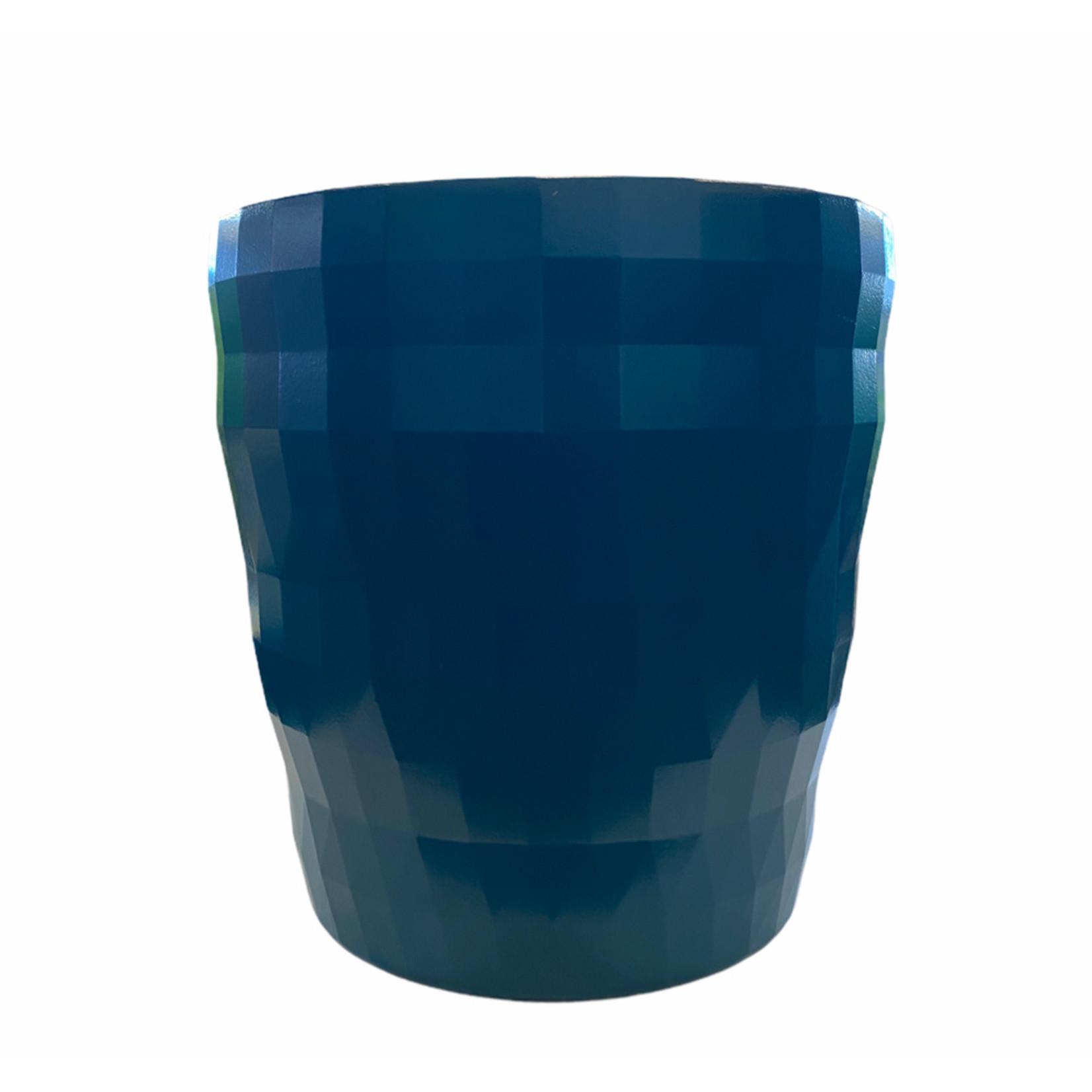 Gline 27cm Diamant Bleu