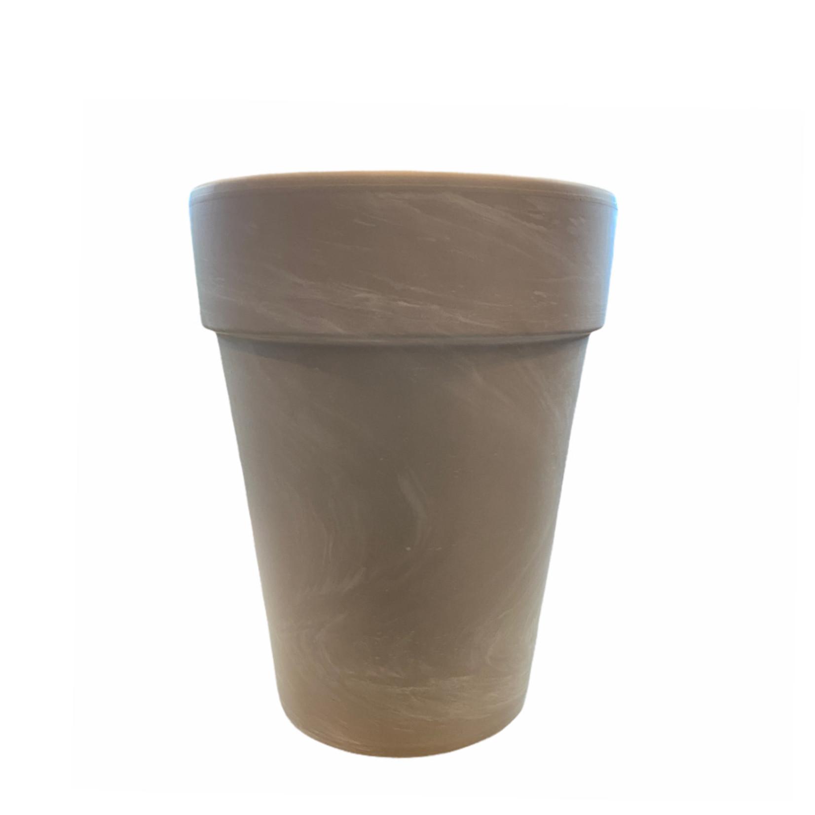 Spang Allemagne Granit Flower Pot XI 21cm