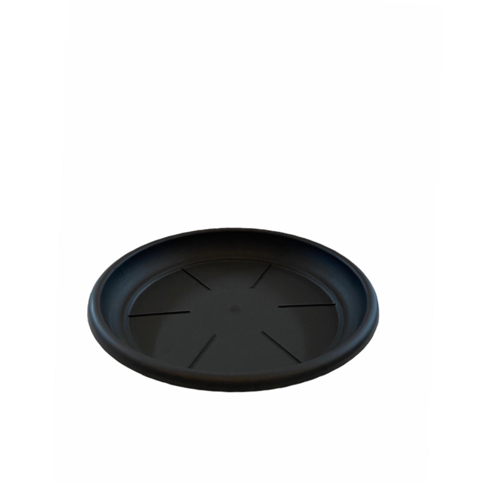 Teraplast Sottovaso Antracite 26cm