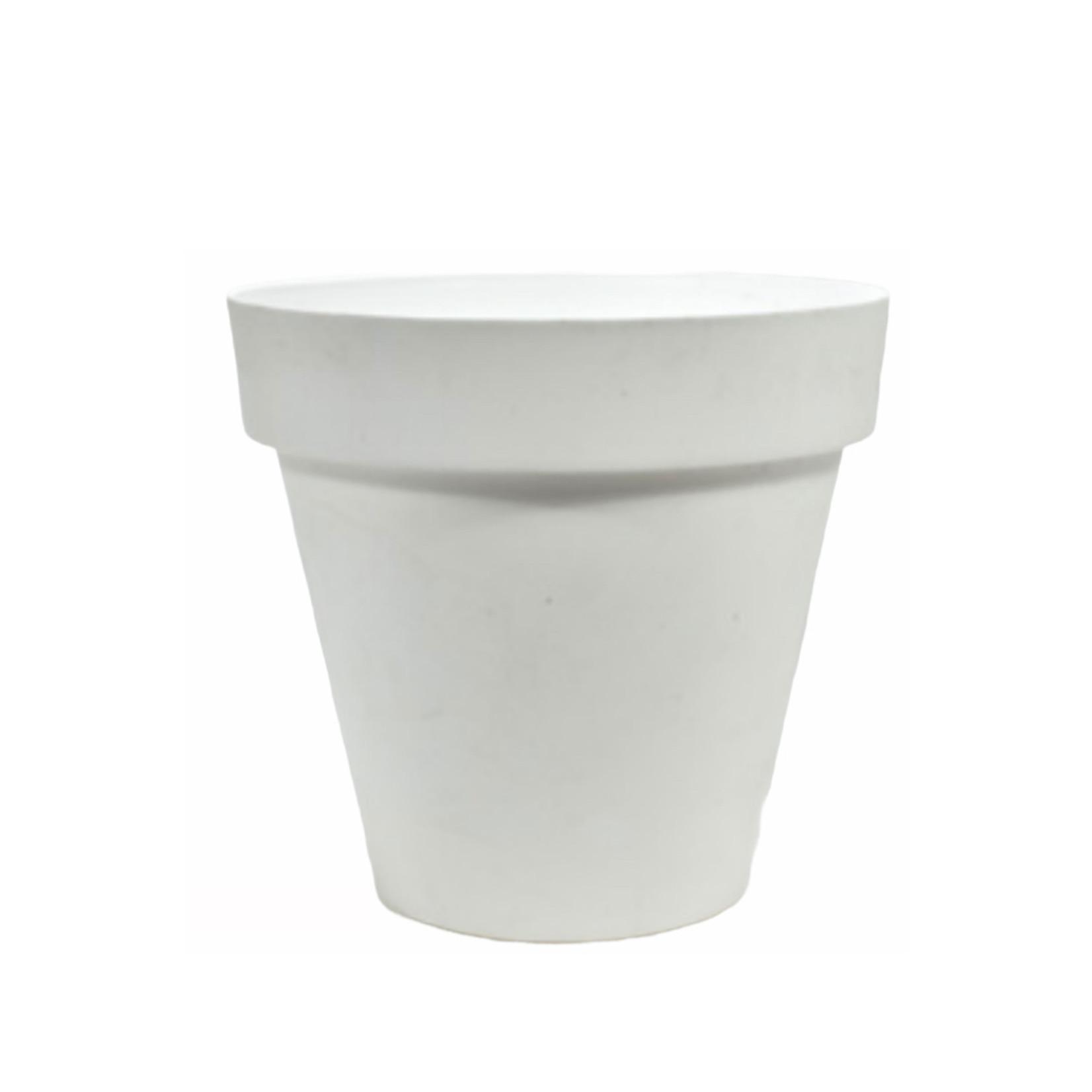Econova Capri Blanc 38cm