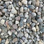 """3/4""""  River Stone (1 Ton)"""