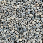 "3/8""-1/2"" Peastone River Stone (1 Ton)"