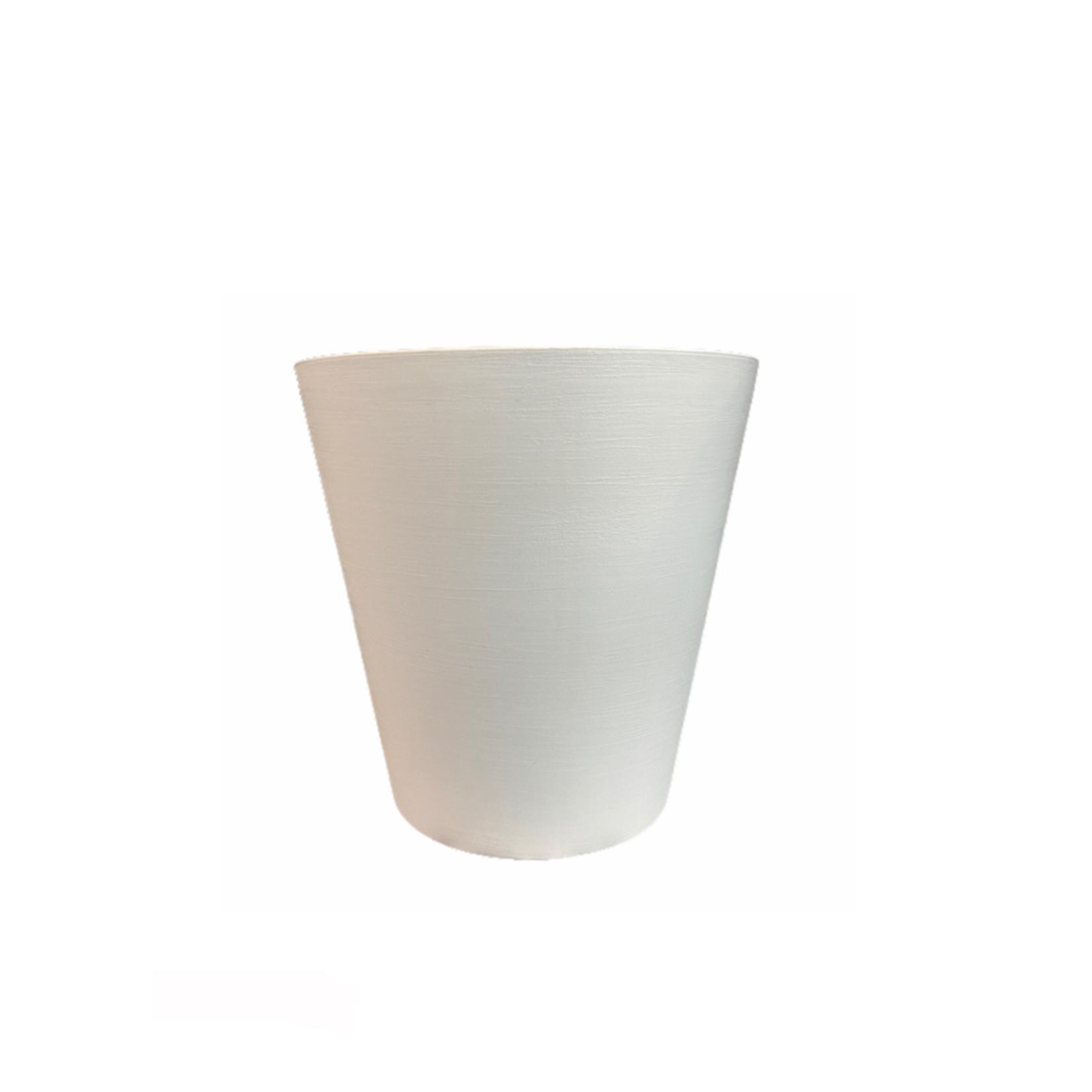 Teraplast Repot Hoop Blanc 25cm