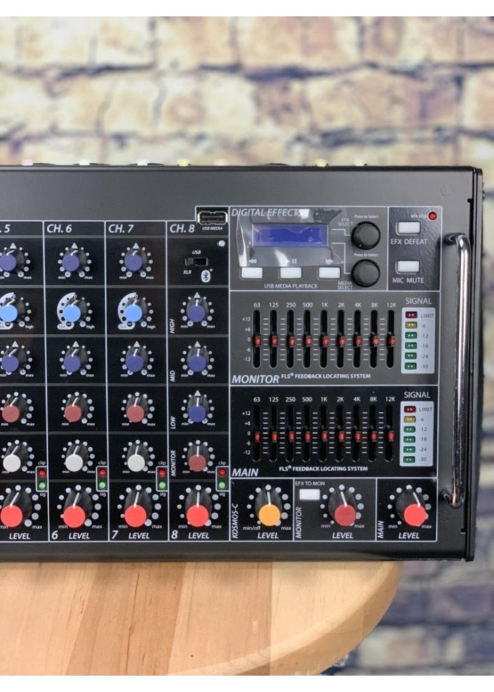 Peavey Peavey  XRs Powered Mixer  Black