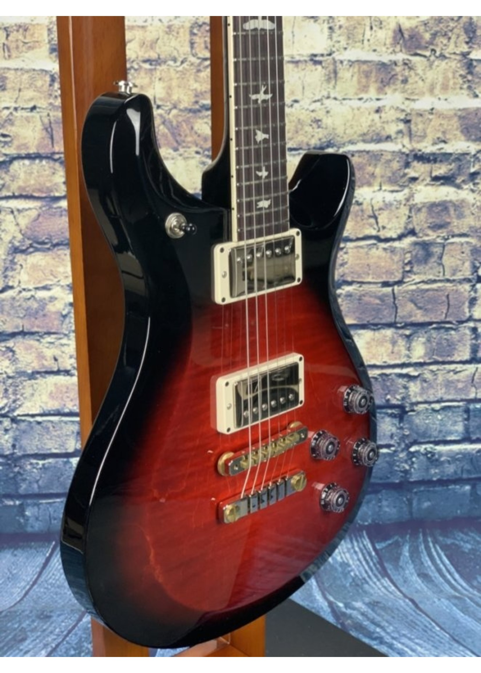 Paul Reed Smith Paul Reed Smith  S2 McCarty 594  Custom Color Scarlet Smokeburst