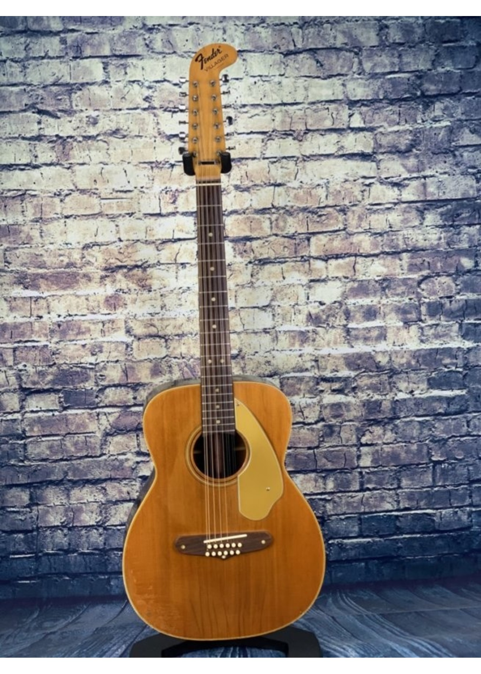 Fender Fender  Villager 1960s  Natural
