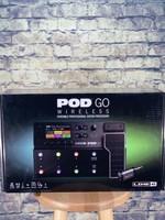 Line 6 Line 6  POD Go Wireless Guitar Multi-effects Floor Processor